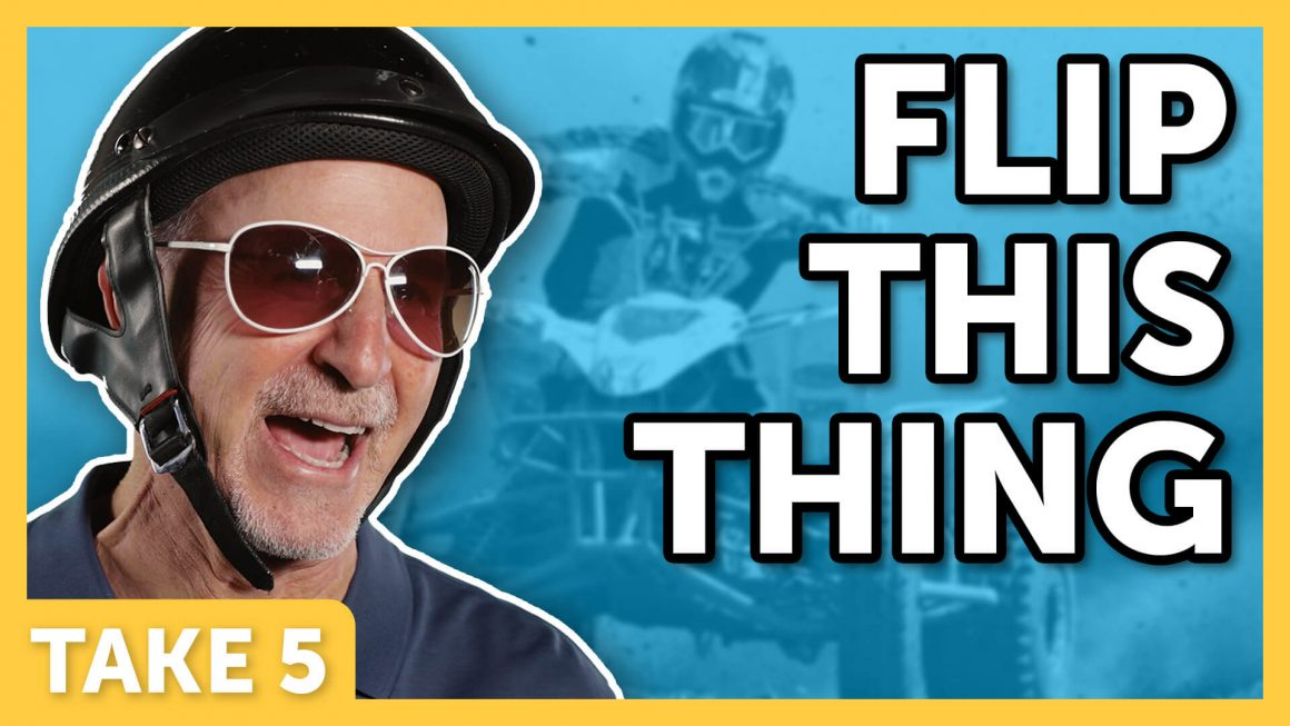 Flip This Thing - Laugh-A-Minute with Phil Callaway   Laugh Again TV
