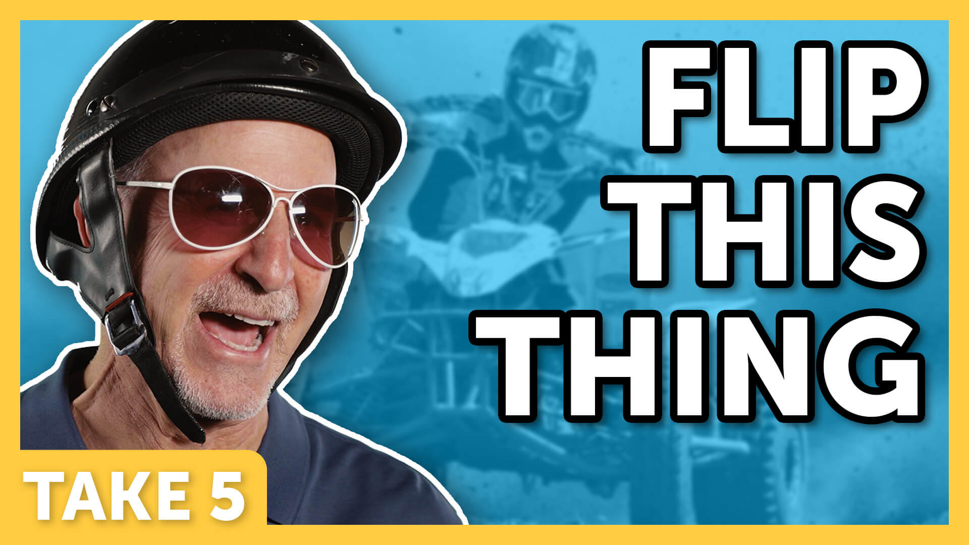 Flip This Thing - Laugh-A-Minute with Phil Callaway | Laugh Again TV