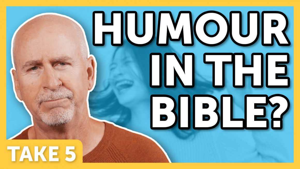 Is There Humour in the Bible? - Laugh-A-Minute with Phil Callaway   Laugh Again TV