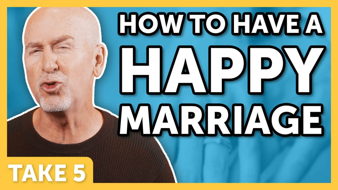 How to Have a Happy Marriage - Laugh-A-Minute with Phil Callaway | Laugh Again TV