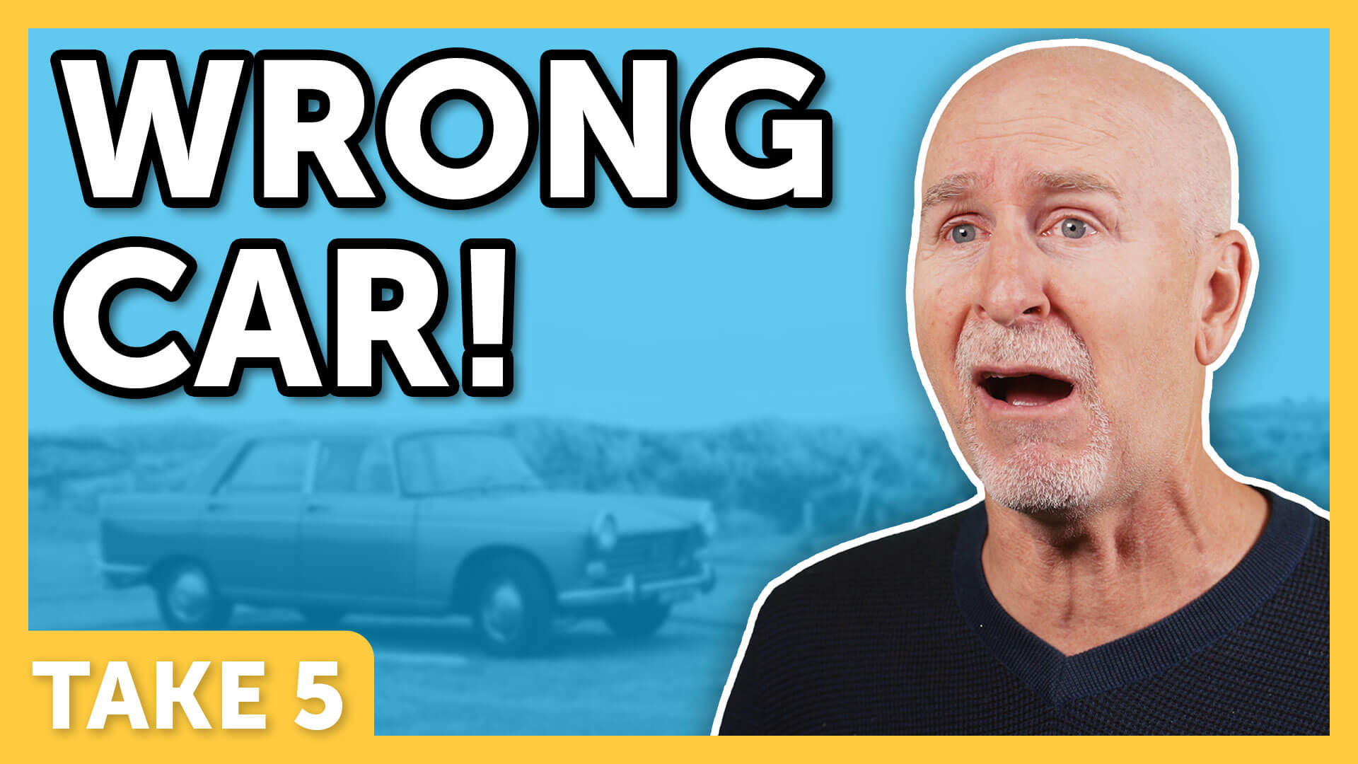 Wrong Car! - Laugh-A-Minute with Phil Callaway | Laugh Again TV