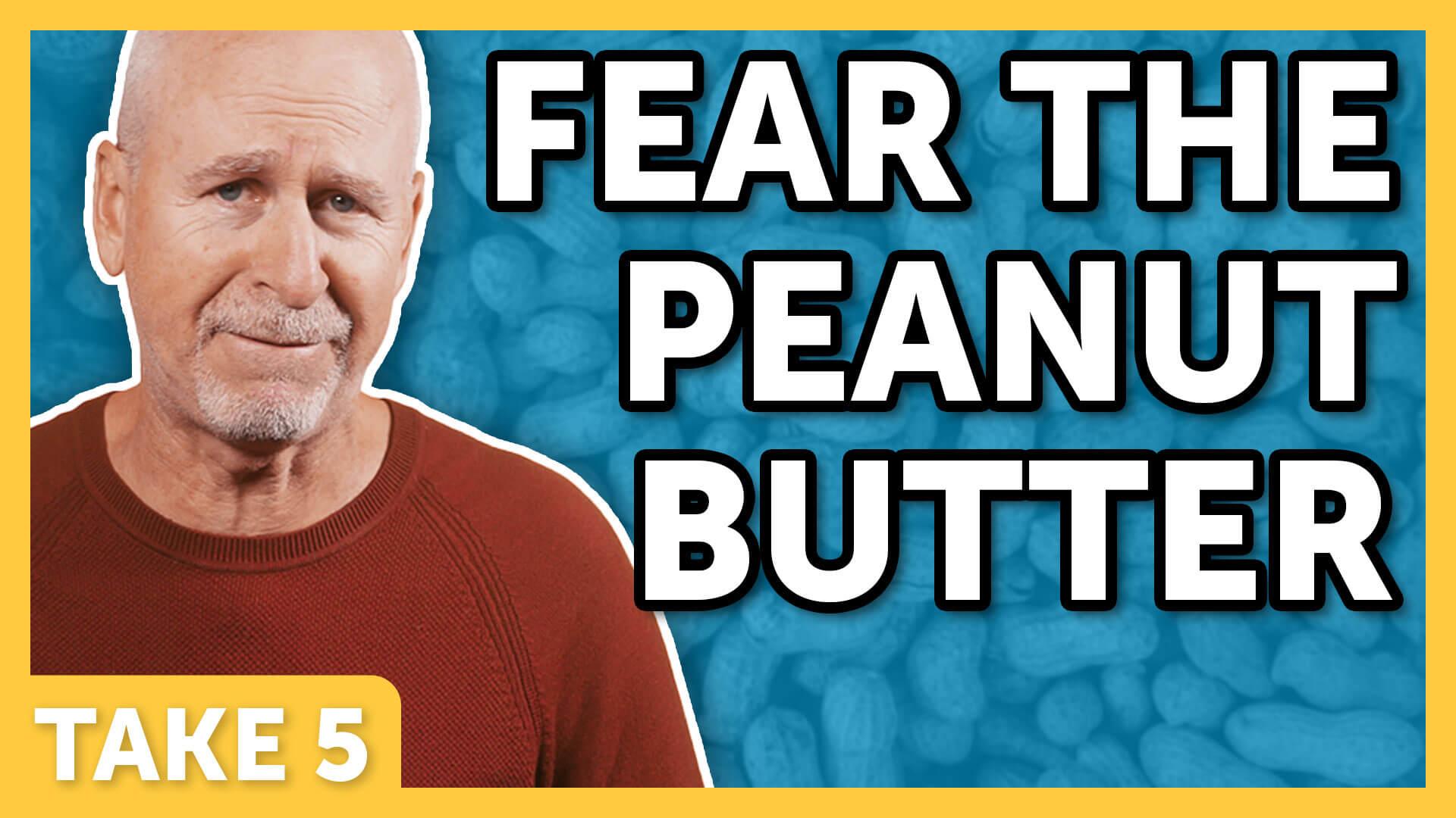 Fear the Peanut Butter - Laugh Again Take 5 with Phil Callaway | Laugh Again TV