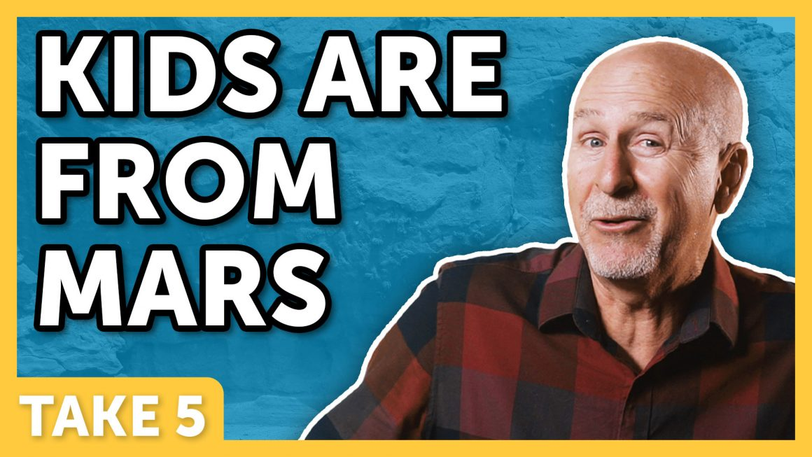 Kids Are From Mars - Laugh Again TV with Phil Callaway