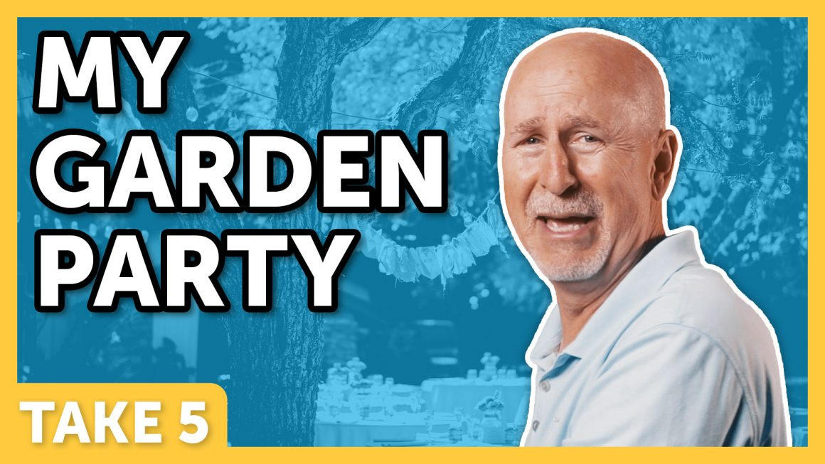 My Garden Party | Laugh Again TV